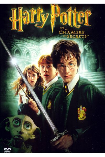 Films harry potter for Chambre harry potter